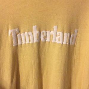 Timberland organic cotton tee